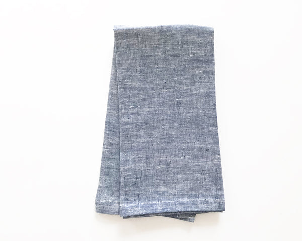 Solid Napkin in Blue | Hedgehouse