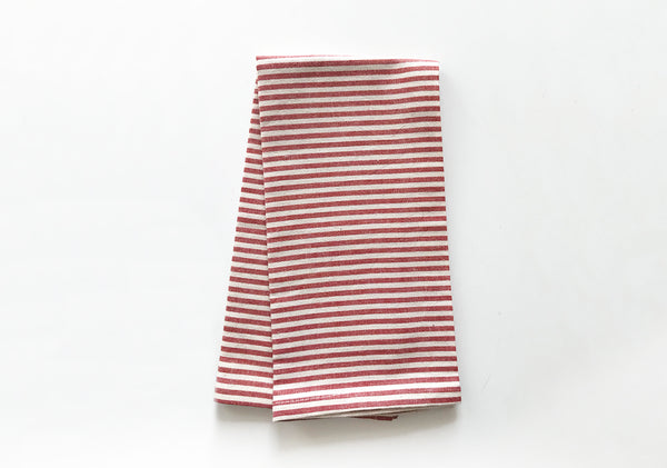 Toulouse Napkin in Red | Hedgehouse