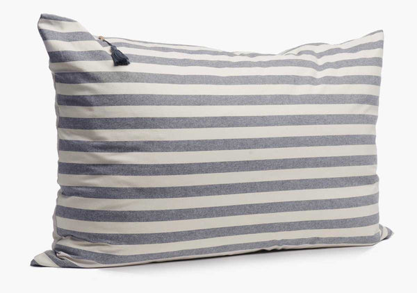 Toulouse Headboard Cushion In Charcoal