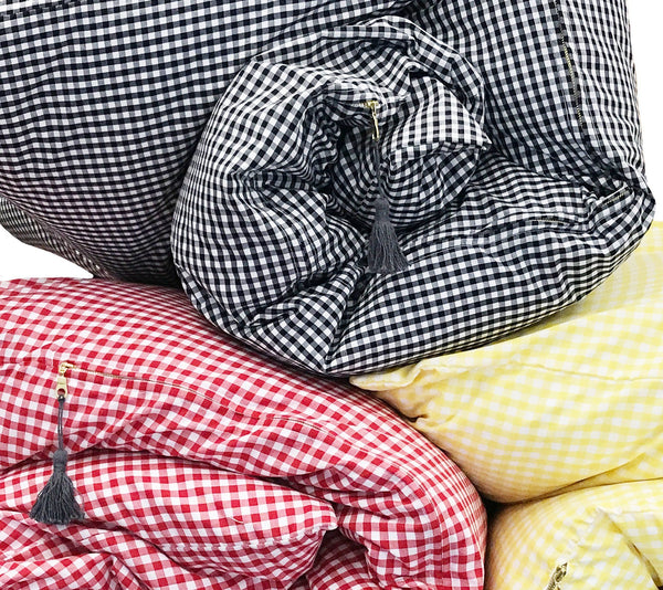 Gingham Throwbeds | Hedgehouse