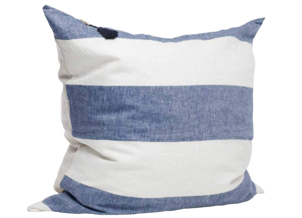 Harbour Island Pillow In Blue
