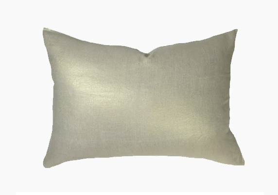 Metallic Headboard Cushion In Mt Elbrus