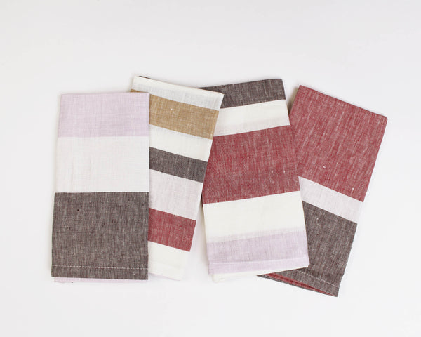 Majorca Napkin in Multi-Color (Set of 4)