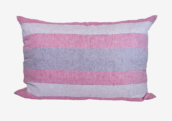 Skiathos Headboard Cushion In Jack | Hedgehouse