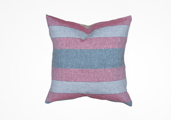 Skiathos Pillow In Jack - 26""