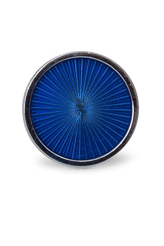 Round Fan Mid Blue