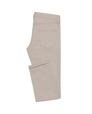 Light Sand Twill Stretch