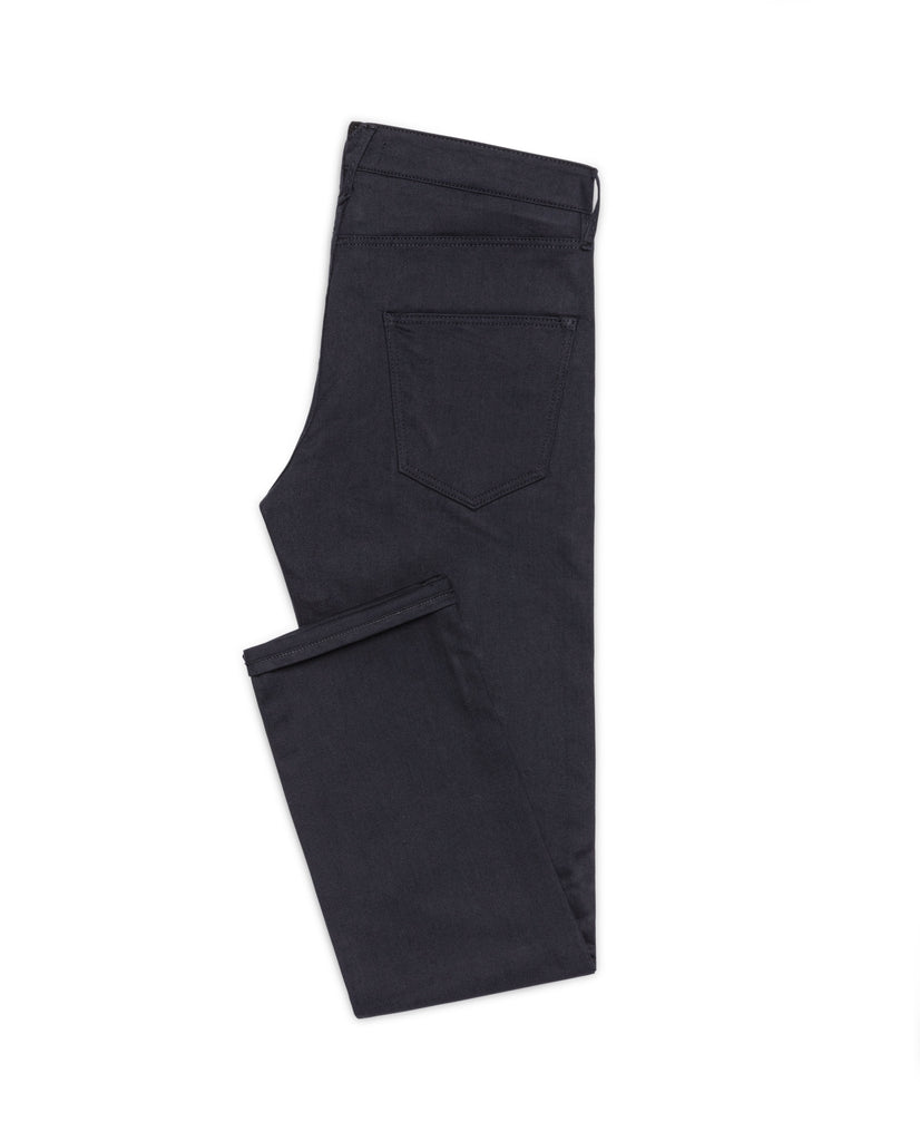 Olimpias Midnight Blue Twill Stretch