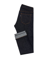 Grey Cast Selvedge Rigid - Jeans - Made To Measure - Bespoke - Amsterdam - Possen