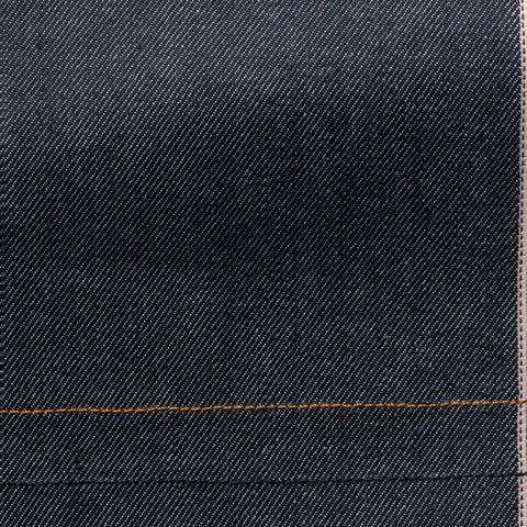 Red Cast Selvedge Stretch