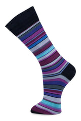 Purple Multistripe