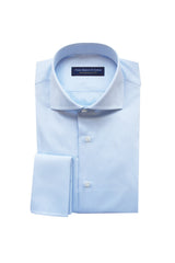 Thomas Mason royal oxford light blue Inspiration