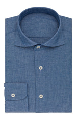 Thomas Mason chambray denim Inspiration