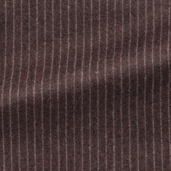 raisin-brushed-s110-wool-with-white-pinstripe-A300gr Fabric