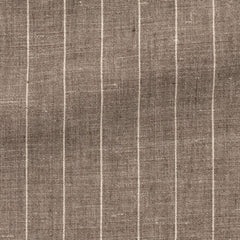 brown-white-linen-wool-silk-with-technical-pinstripes-C255gr Fabric