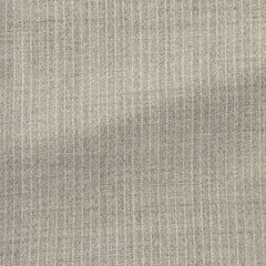 light-grey-wool-open-weave-with-pinstripes-BB290gr Fabric