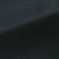 Loro-Piana-dark-green-s150-wool-basketweave-C250gr Fabric