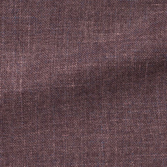 mauve-wool-silk-linen-basketweave-with-blue-specks Fabric