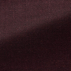 Paulo-Oliveira-burgundy-stretch-wool-blend-JA305gr Fabric