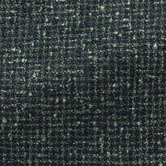 Ferla-green-navy-linen-blend-with-slubs-JD380gr Fabric