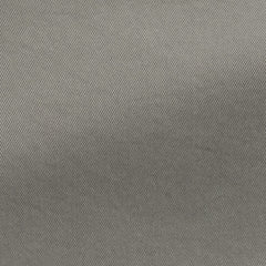 medium-grey-garment-dyed-stretch-fine-twill Fabric