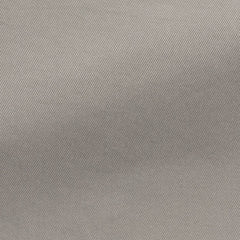 light-grey-garment-dyed-stretch-fine-twill Fabric