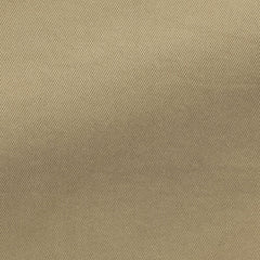 khaki-garment-dyed-stretch-fine-twill Fabric