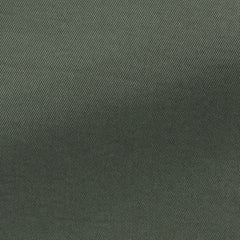 forest-green-garment-dyed-stretch-fine-twill Fabric