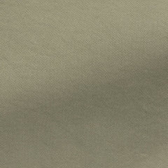 light-olive-garment-dyed-stretch-fine-twill Fabric