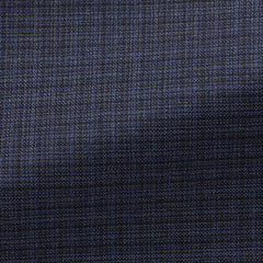 VBC-cobalt-blue-black-s130-mouliné-wool-BB275gr Fabric