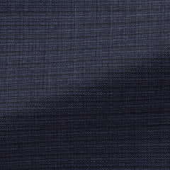 VBC-royal-blue-black-s130-mouliné-wool-BB275gr Fabric