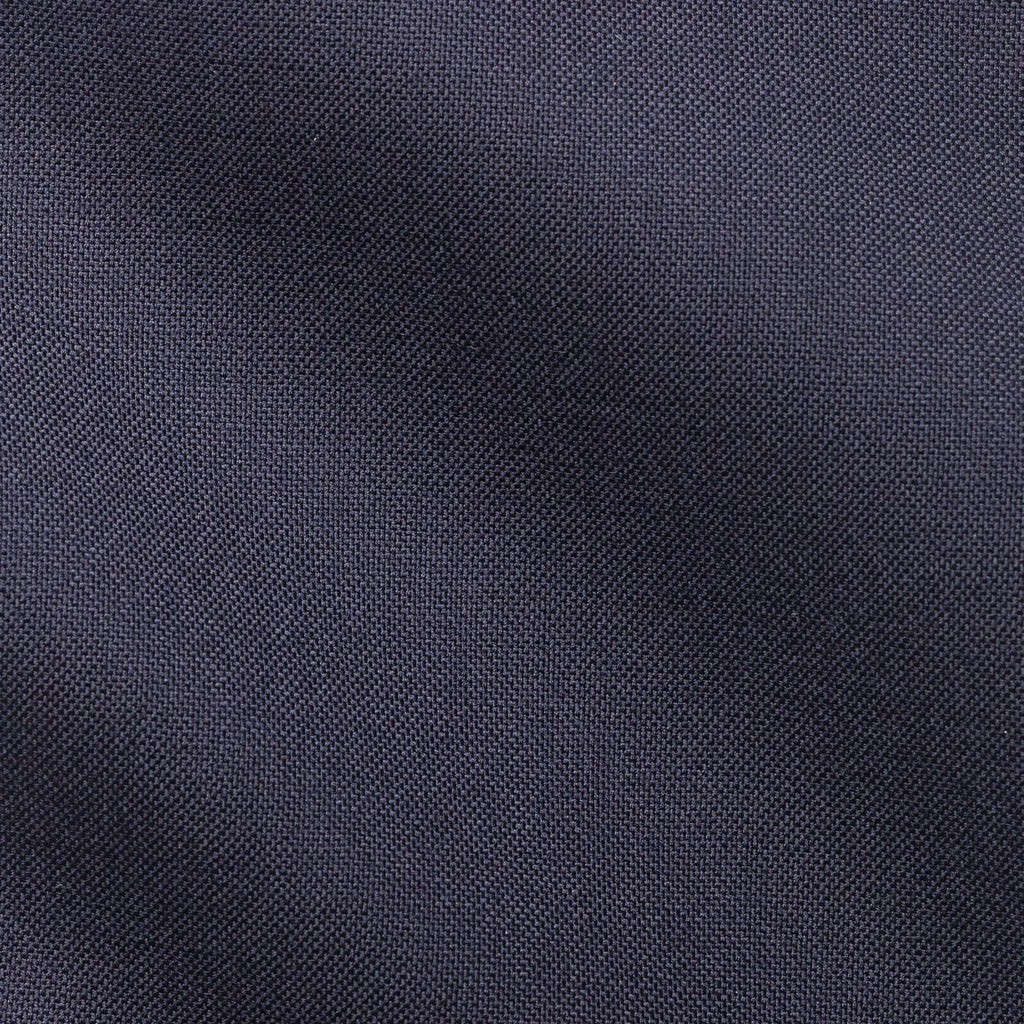 midnight blue plain weave