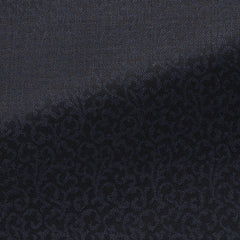 Cerruti-midnight-blue-wool-with-jacquard-paisley-BB255gr Fabric
