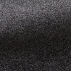 mid-grey-melange-wool Fabric