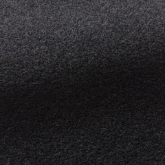 charcoal-melange-wool Fabric
