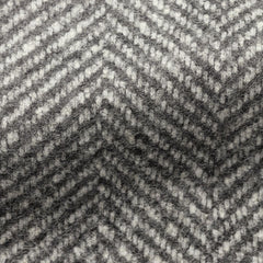 light-grey-wool-alpaca-herringbone Fabric