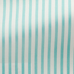 teal-white-cotton-with-classic-stripes-BB109gr Fabric