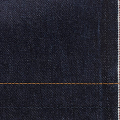 Candiani-grey-cast-rinse-selvedge-rigid Fabric