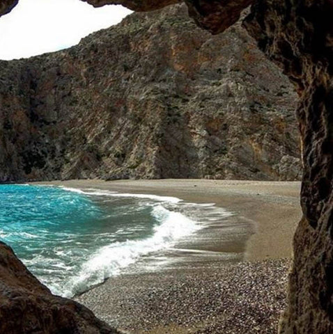 Take a tour Crete Greece - Greek Island best beaches