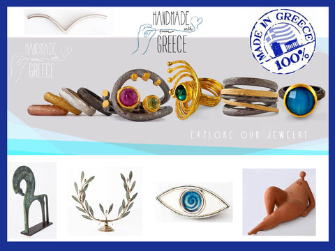 Handmade products from Greece Hammered jewelry, greek rings, byzantine rings, byzantine jewelry hammered silver jewelry