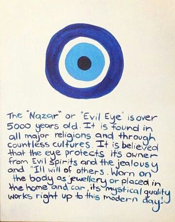 Evil Eye - The story behind Nazar and the Evil Eye