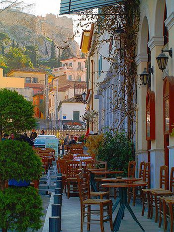 tour athens greece plaka made in greece