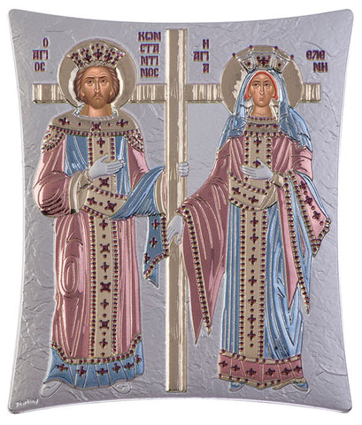 Saint Constantine and Helen, Greek Orthodox online Shop - Κωνσταντίνος και Ελένη
