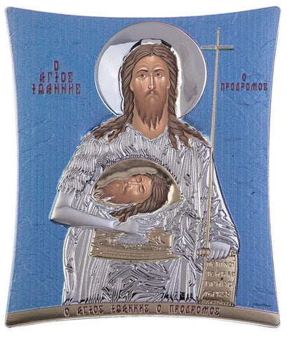 Saint John Greek Orthodox Icon Gift Shop, Blue Ciel