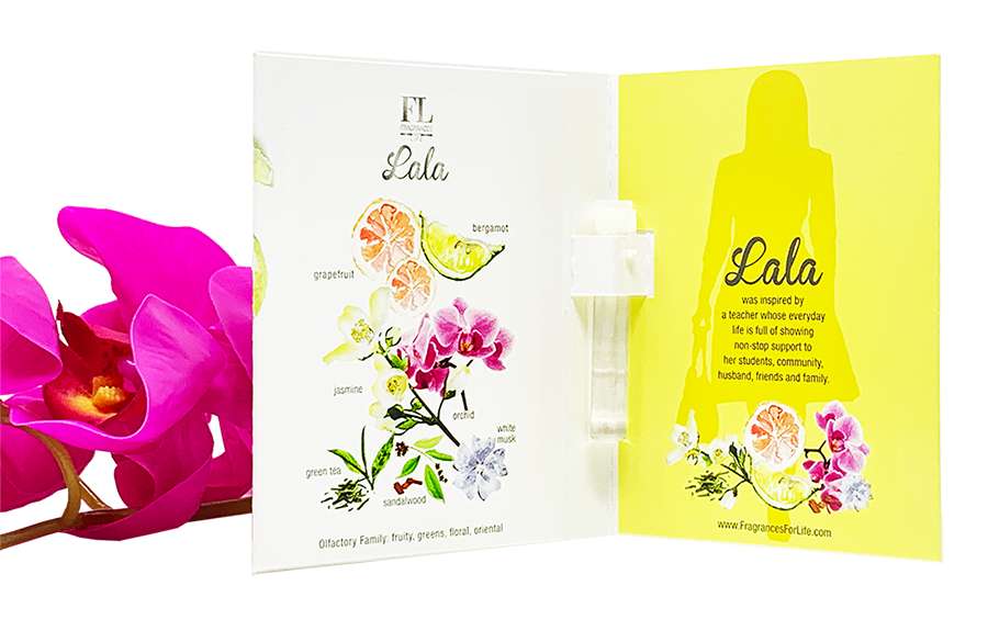 Lala Sample Vial