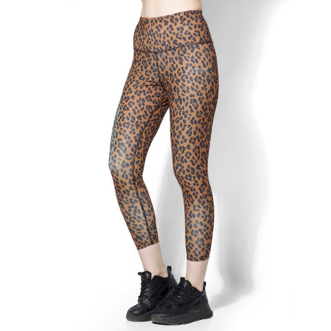 Ath Track 7/8 Leggings Leopard-Leggings-Silvertraq-Silvertraq
