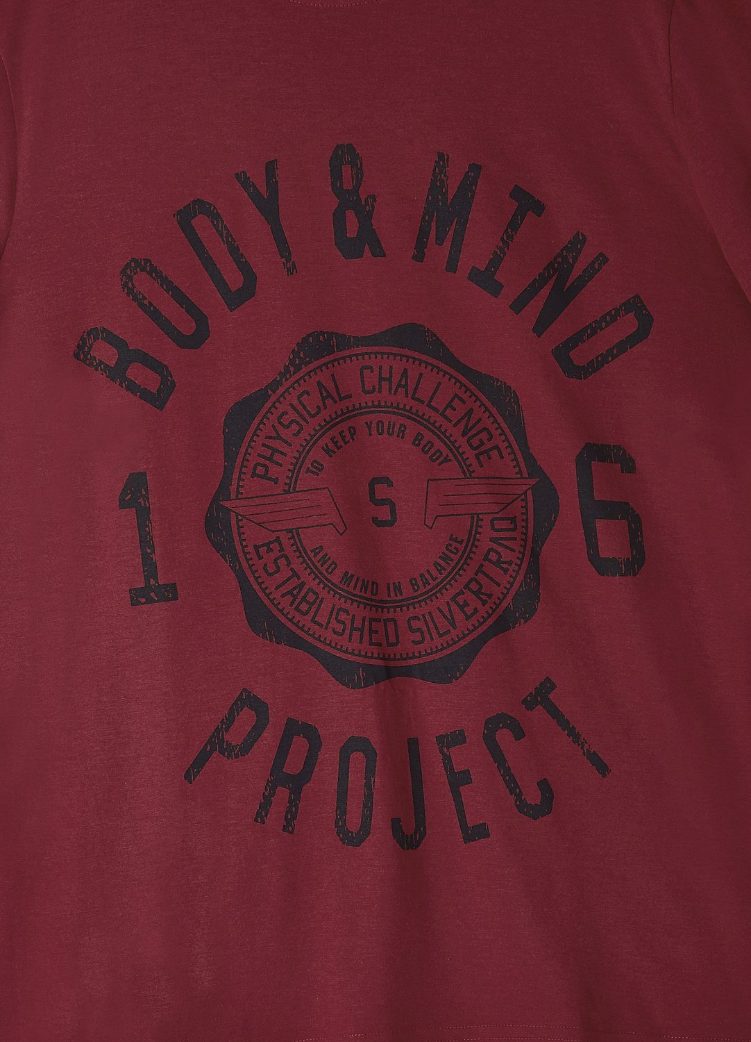 Men's Body Mind T-Shirt