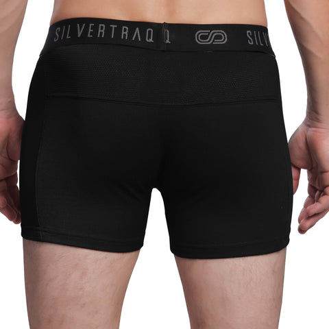 Silvertraq Body Mapping Athletic Boxer Shorts