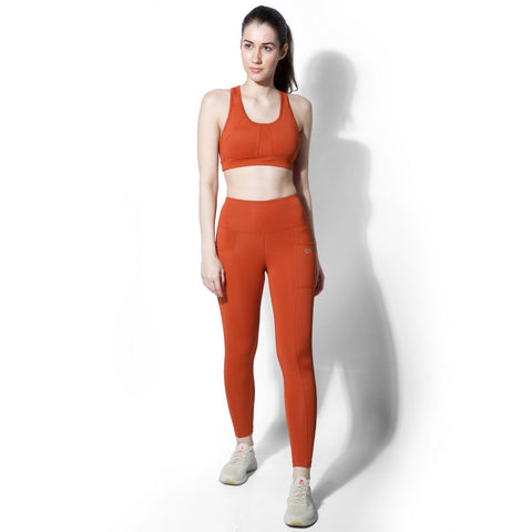 Evolve Leggings Arabian Spice-Leggings-Silvertraq-Silvertraq