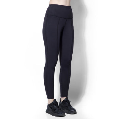Evolve Leggings Black-Leggings-Silvertraq-Silvertraq